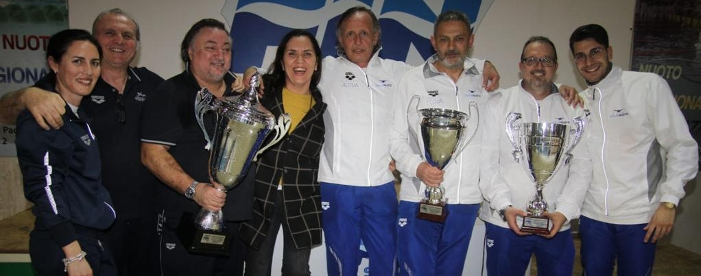 Sicilia Nuoto, Poseidon, Pace: regionali al top