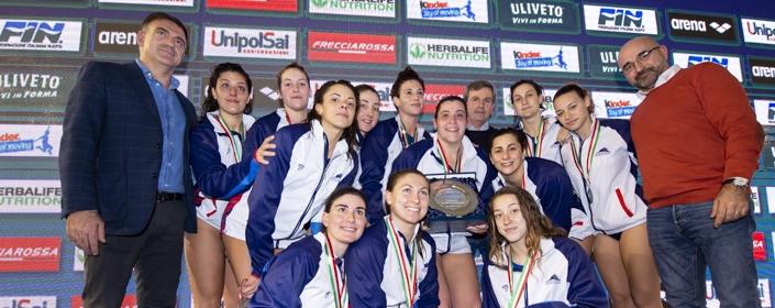 Coppa Italia d'argento per L'Ekipe