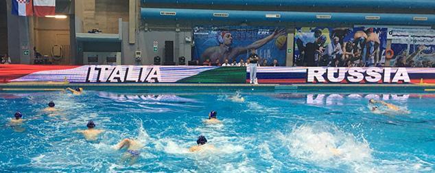Palermo: una piscina per decollare