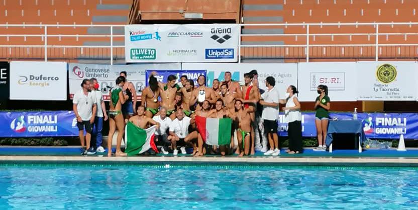 Grande Ortigia: è campione d'Italia Under 20