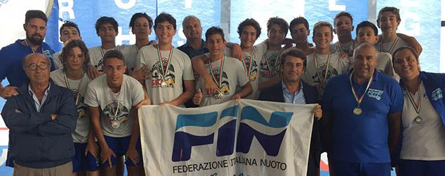 Trofeo delle Regioni: Sicilia, striscia d'argento