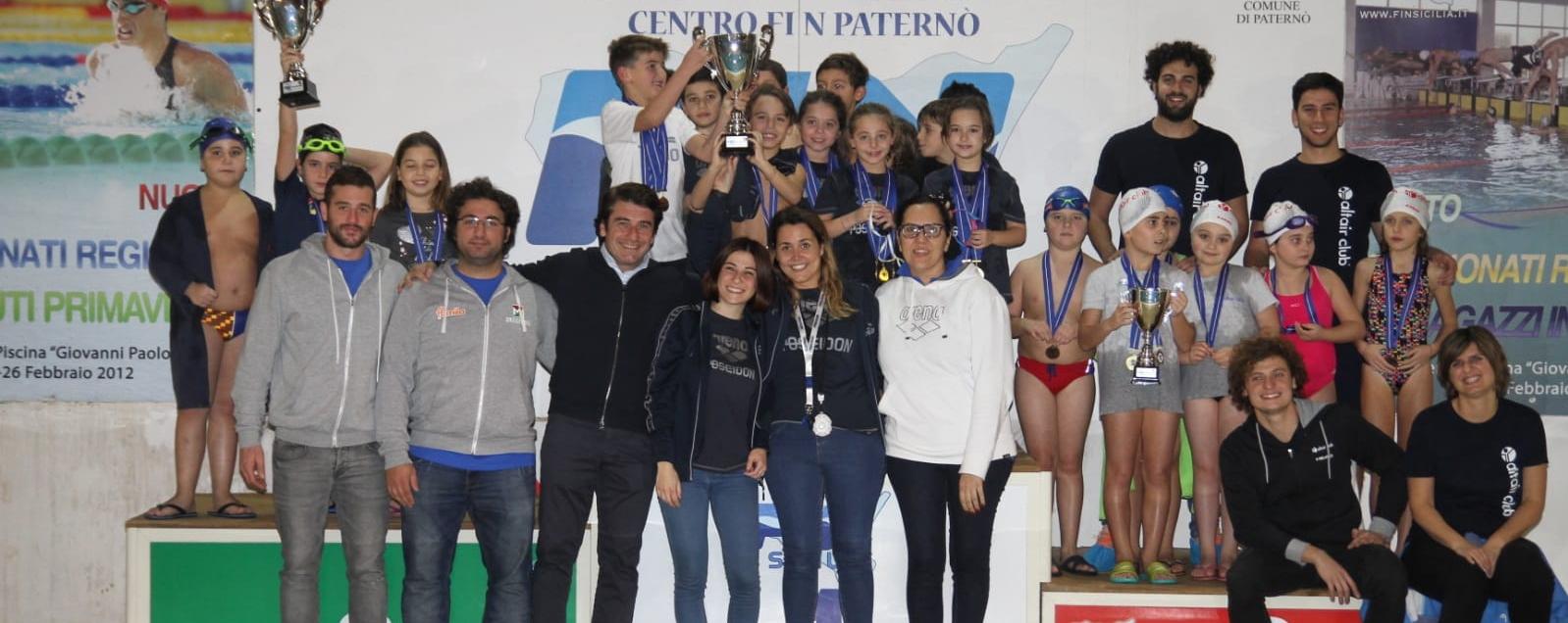Fin Nuoto Calendario Gare.Fin Comitato Regionale Sicilia